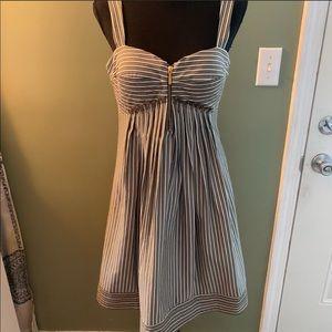 Jessica Simpson stripe dress